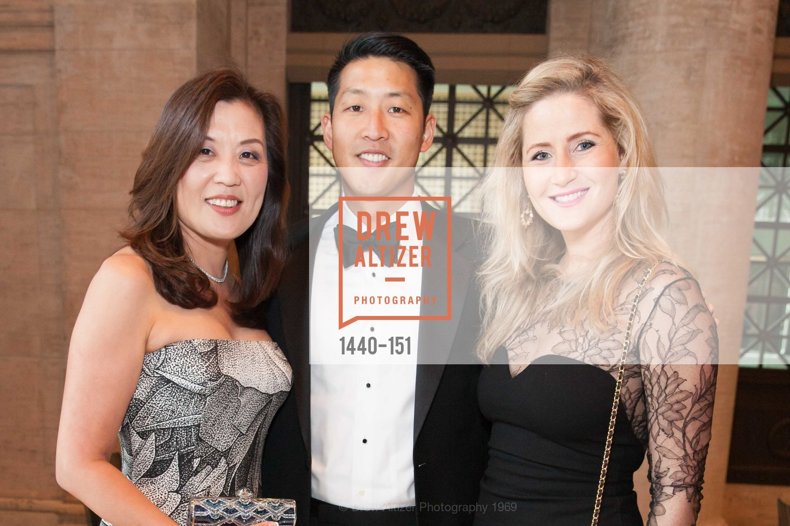 Sung Jin Ingreselli, Albert Lee, Cara Killackey, Asian Art Museum 28 Chinese Opening Night Gala, Asian Art Museum. 200 Larkin St, June 2nd, 2015,Drew Altizer, Drew Altizer Photography, full-service agency, private events, San Francisco photographer, photographer california