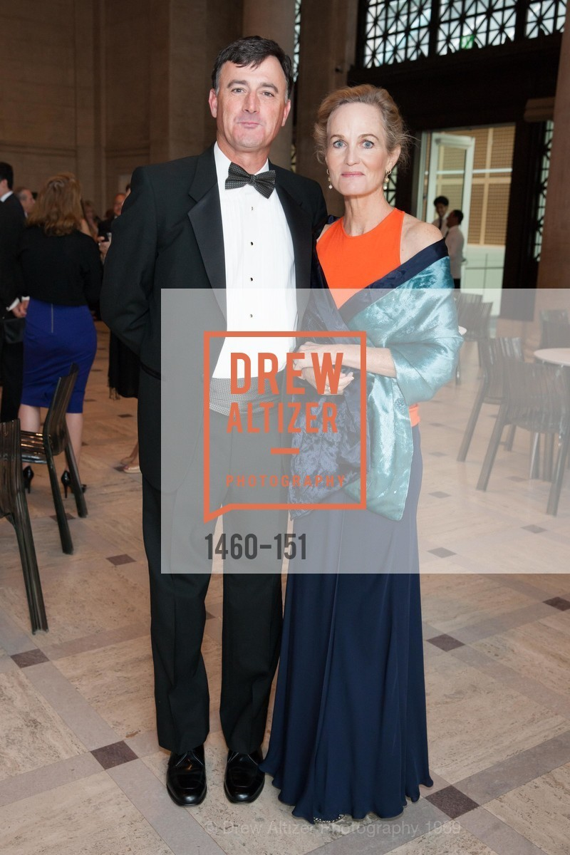 Bill Foland, Elizabeth Turk, Asian Art Museum 28 Chinese Opening Night Gala, Asian Art Museum. 200 Larkin St, June 2nd, 2015,Drew Altizer, Drew Altizer Photography, full-service event agency, private events, San Francisco photographer, photographer California