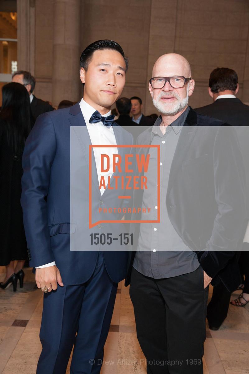 Yan Xing, Glenn Helfand, Photo #1505-151