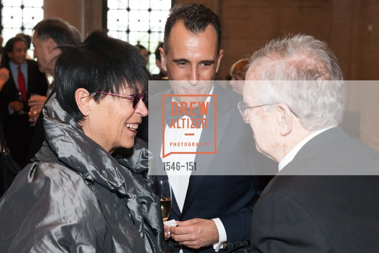 Mera Rubell, Moura Carvalho, Asian Art Museum 28 Chinese Opening Night Gala, Asian Art Museum. 200 Larkin St, June 2nd, 2015