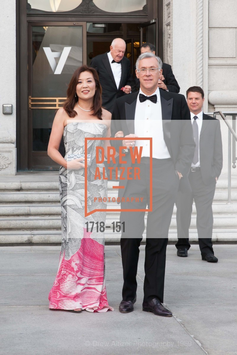 Sung Jin Ingreselli, Frank Ingriselli, Asian Art Museum 28 Chinese Opening Night Gala, Asian Art Museum. 200 Larkin St, June 2nd, 2015,Drew Altizer, Drew Altizer Photography, full-service agency, private events, San Francisco photographer, photographer california