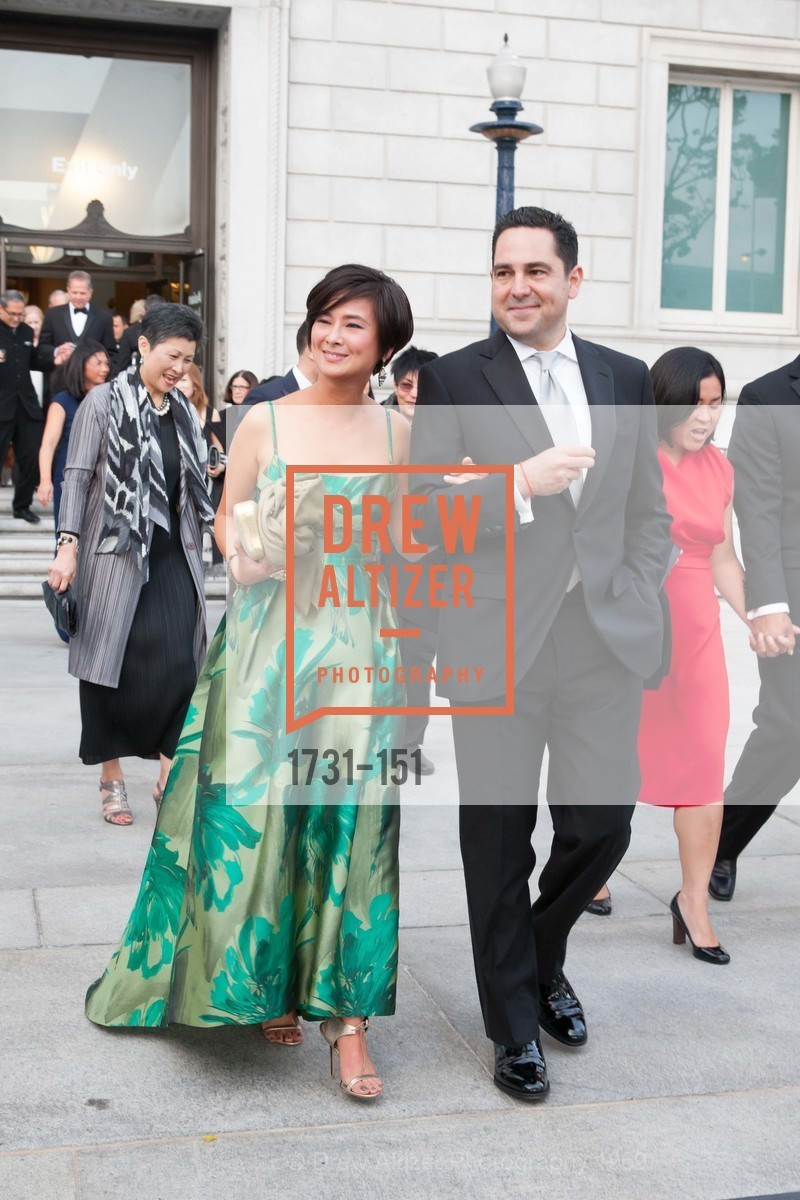 Kat Brody, Todd Brody, Asian Art Museum 28 Chinese Opening Night Gala, Asian Art Museum. 200 Larkin St, June 2nd, 2015,Drew Altizer, Drew Altizer Photography, full-service agency, private events, San Francisco photographer, photographer california