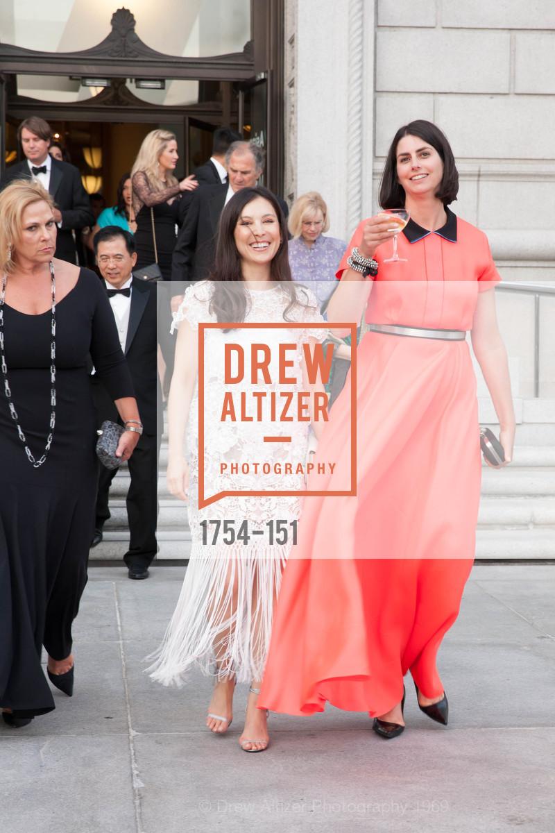 Kiera Miller, Alex Caban, Asian Art Museum 28 Chinese Opening Night Gala, Asian Art Museum. 200 Larkin St, June 2nd, 2015