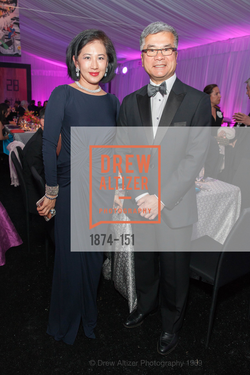 Gorretti Lui, Gary Locke, Asian Art Museum 28 Chinese Opening Night Gala, Asian Art Museum. 200 Larkin St, June 2nd, 2015,Drew Altizer, Drew Altizer Photography, full-service agency, private events, San Francisco photographer, photographer california
