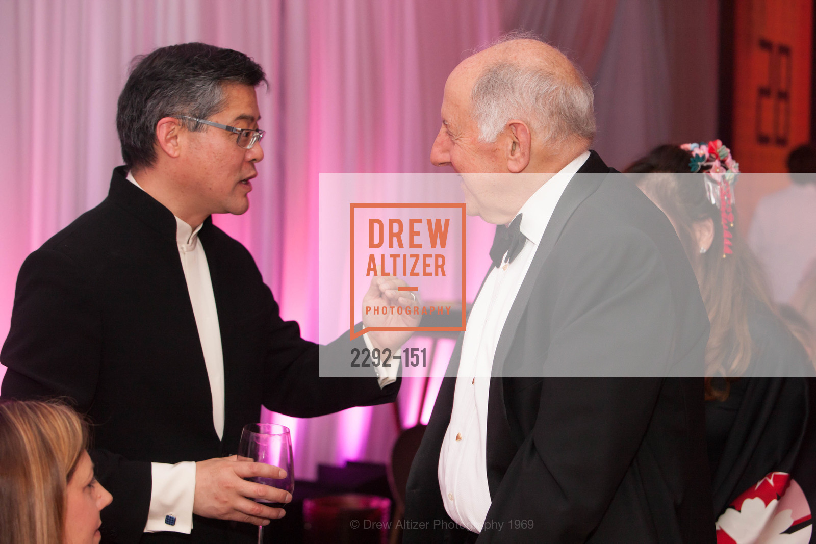 Jay Xu, Ronald George, Asian Art Museum 28 Chinese Opening Night Gala, Asian Art Museum. 200 Larkin St, June 2nd, 2015,Drew Altizer, Drew Altizer Photography, full-service agency, private events, San Francisco photographer, photographer california