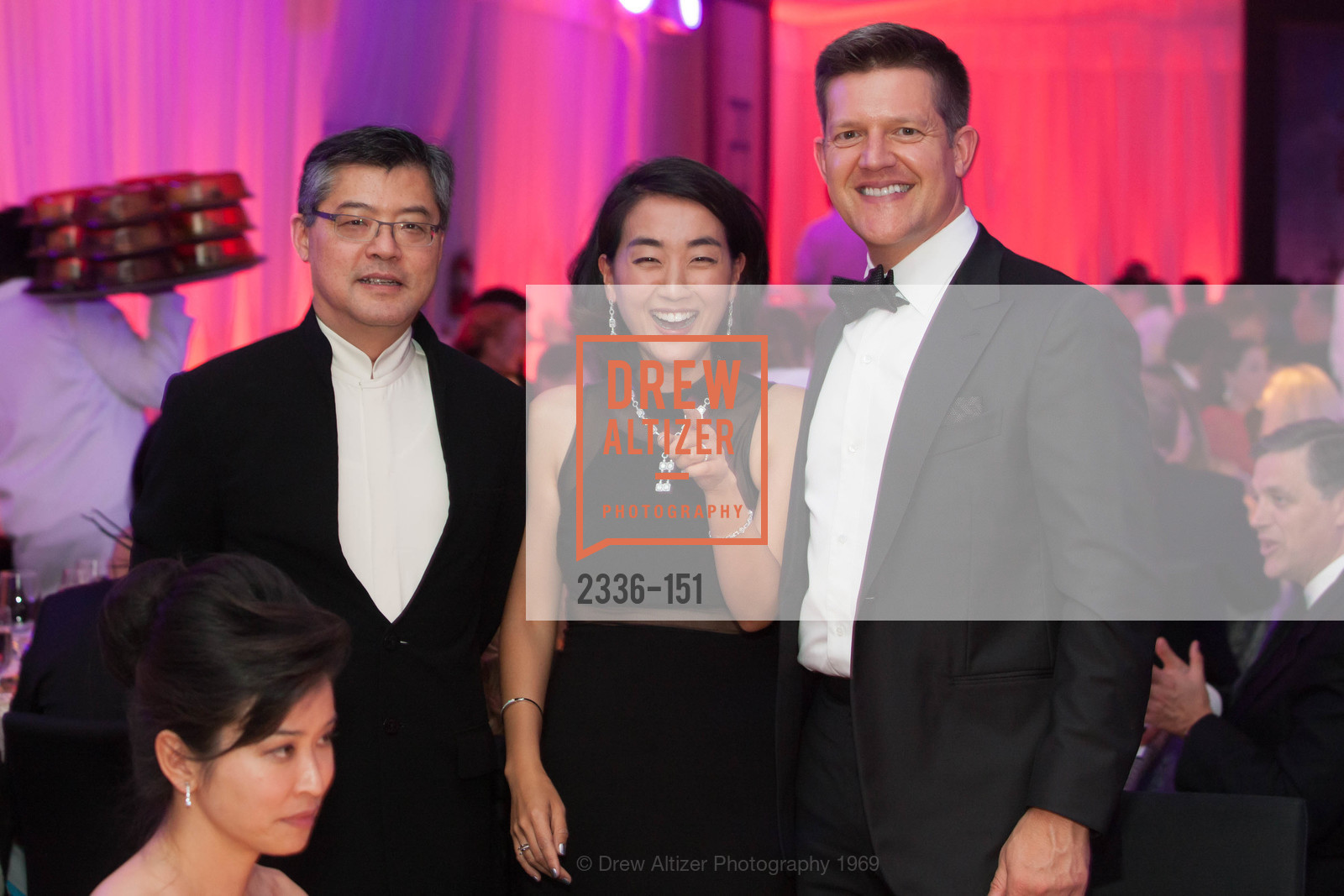 Jay Xu, Jamie Chen, Roelof Botha, Asian Art Museum 28 Chinese Opening Night Gala, Asian Art Museum. 200 Larkin St, June 2nd, 2015,Drew Altizer, Drew Altizer Photography, full-service agency, private events, San Francisco photographer, photographer california