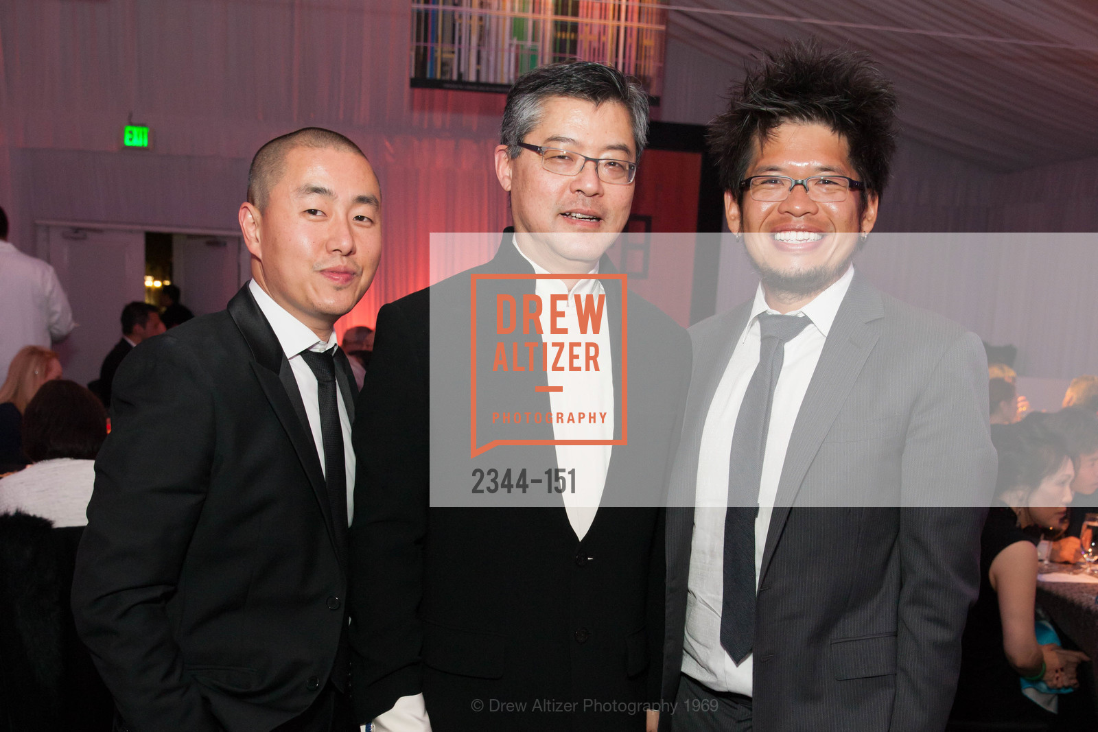 Cory Lee, Jay Xu, Steve Chen, Asian Art Museum 28 Chinese Opening Night Gala, Asian Art Museum. 200 Larkin St, June 2nd, 2015,Drew Altizer, Drew Altizer Photography, full-service agency, private events, San Francisco photographer, photographer california