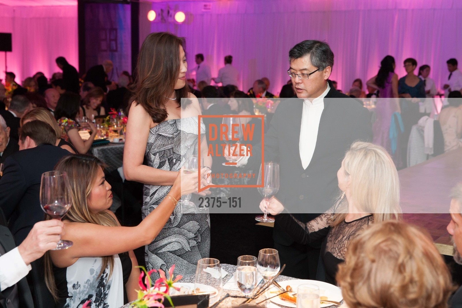 Sung Jin Ingreselli, Jay Xu, Asian Art Museum 28 Chinese Opening Night Gala, Asian Art Museum. 200 Larkin St, June 2nd, 2015,Drew Altizer, Drew Altizer Photography, full-service agency, private events, San Francisco photographer, photographer california
