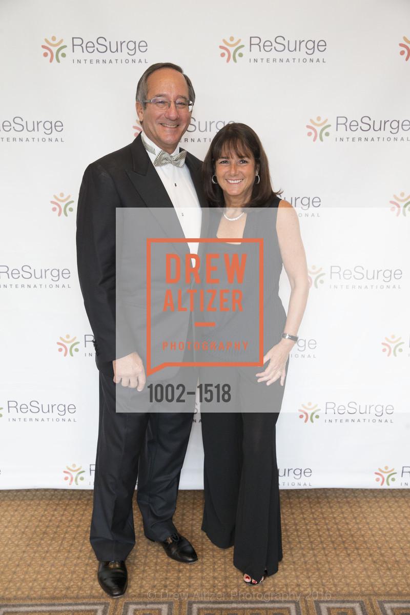 Mark Wolfson, Sheila Wolfson, Photo #1002-1518