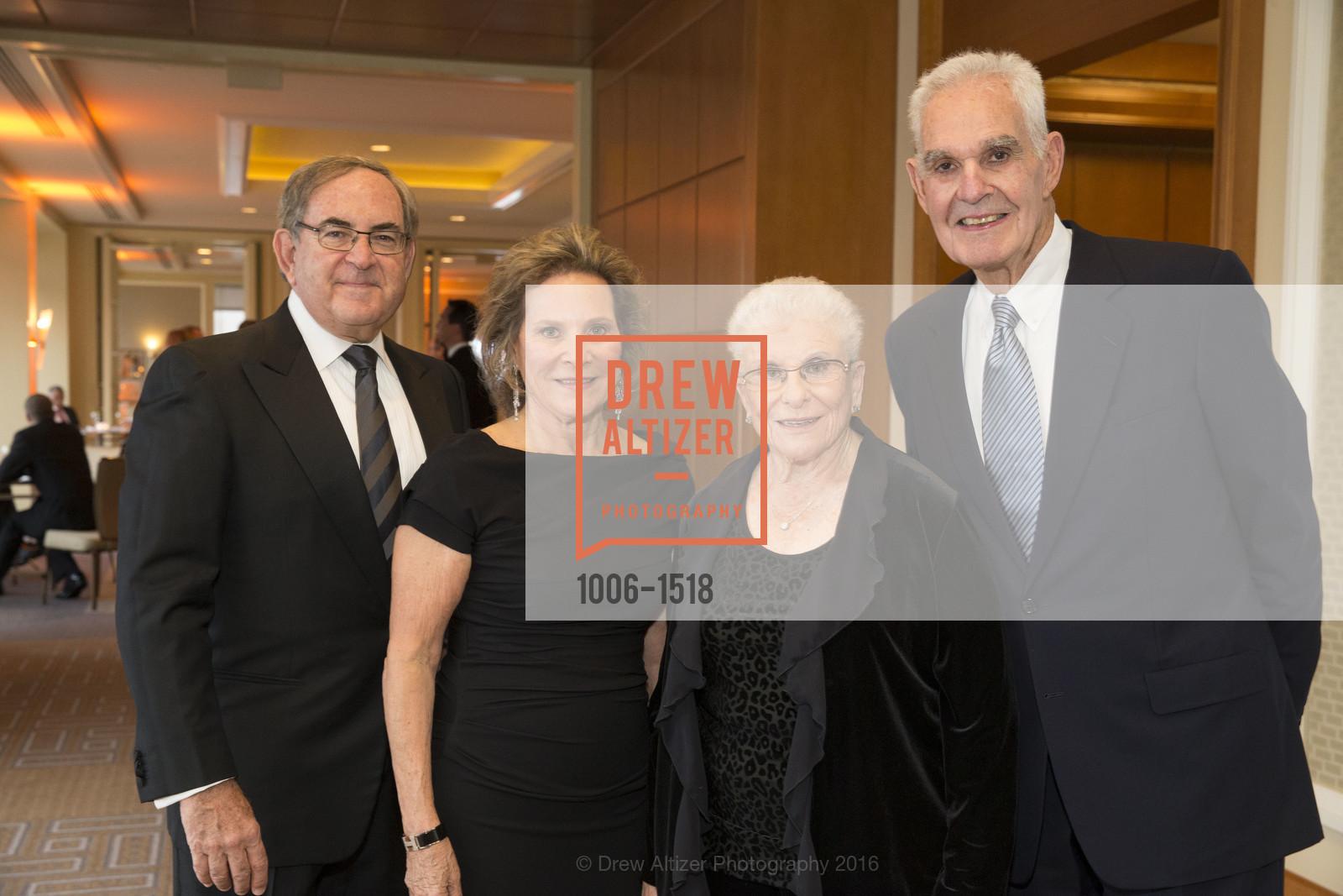 Roger Simpson, Shirlee Simpson, Anita Suchoff, Marvin Steklom, Photo #1006-1518