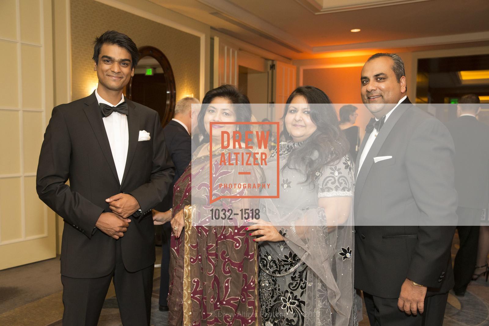 Ibrahemm Chaudry, Nisha Choudry, Shika Hamilton, Amir Choudry, Photo #1032-1518