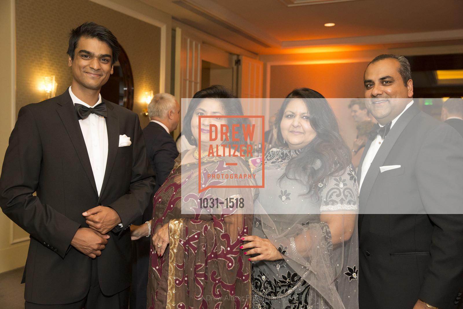 Ibrahemm Chaudry, Nisha Choudry, Shika Hamilton, Amir Choudry, Photo #1031-1518