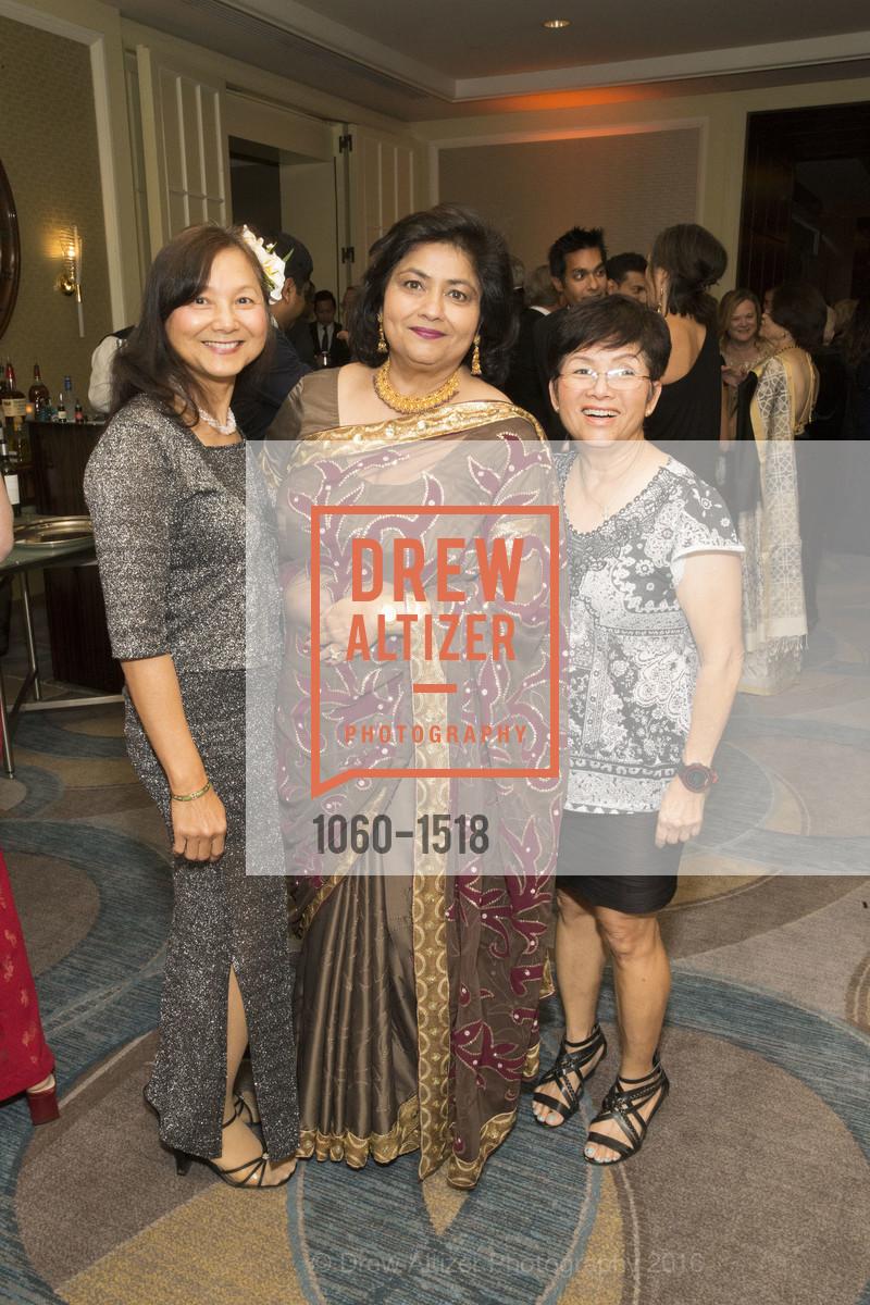 Fran Franlock, Nisha Choudry, Kim Satterlee, Photo #1060-1518