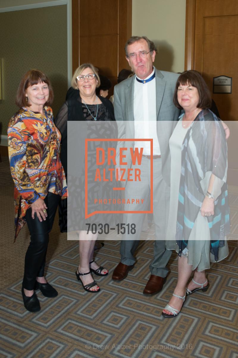 Kathy Haller, Sherry Moody, Jim Green, Susan Goforth-Mautess, Photo #7030-1518