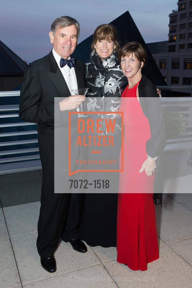 Clay Clement, Kim Clement, Gail Schell, Photo #7072-1518