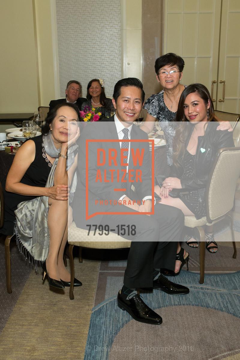Katherine Lam, James Wen, Kim Sadderlee, Cindy Wen, Photo #7799-1518