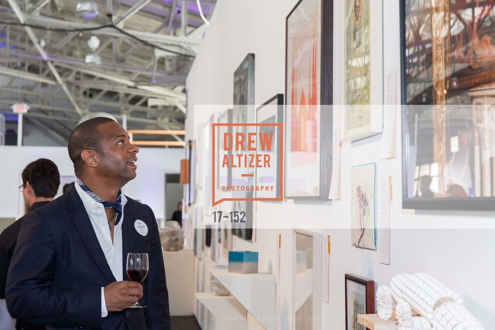 Eric Johnson, Headlands Center for the Arts Benefit Auction, Fort Mason Festival, Pavilon, June 2nd, 2015,Drew Altizer, Drew Altizer Photography, full-service agency, private events, San Francisco photographer, photographer california