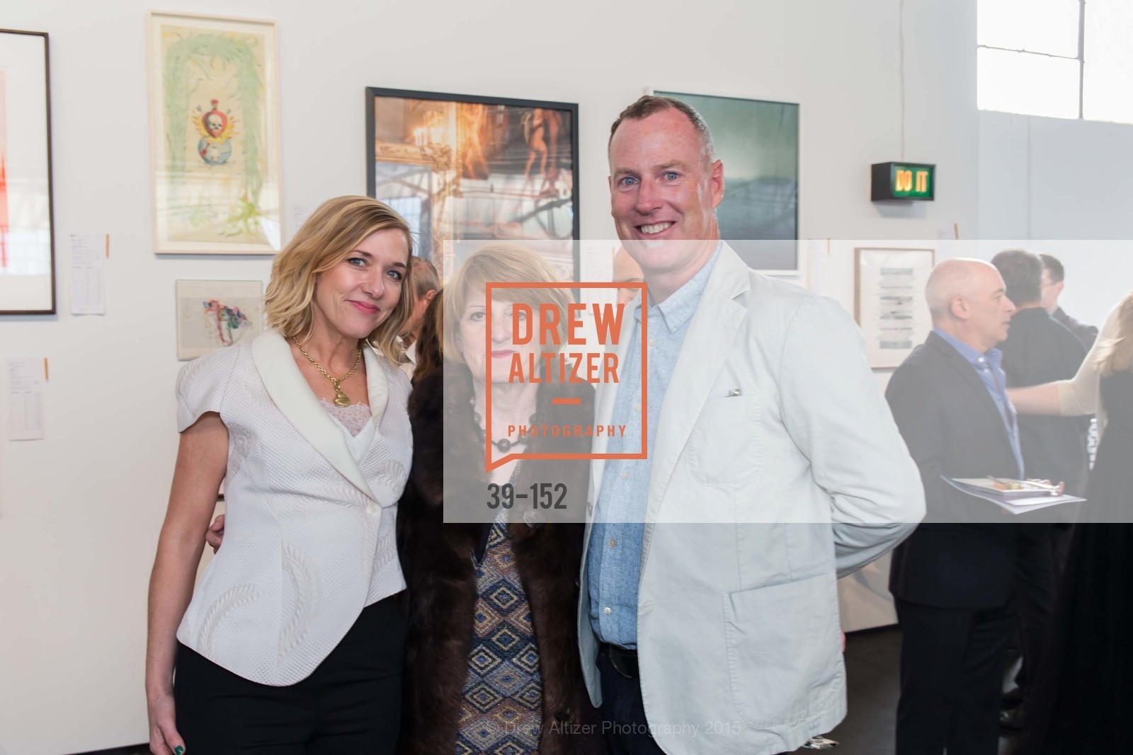Lara Deam, Chris Ospital, Chris Deam, Headlands Center for the Arts Benefit Auction, Fort Mason Festival, Pavilon, June 2nd, 2015,Drew Altizer, Drew Altizer Photography, full-service event agency, private events, San Francisco photographer, photographer California