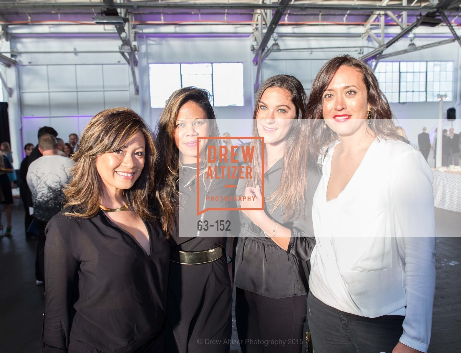 Denise Tran, Nishika DeRosairo, Jennifer Brennan, Marisa Dombroski, Headlands Center for the Arts Benefit Auction, Fort Mason Festival, Pavilon, June 2nd, 2015,Drew Altizer, Drew Altizer Photography, full-service agency, private events, San Francisco photographer, photographer california