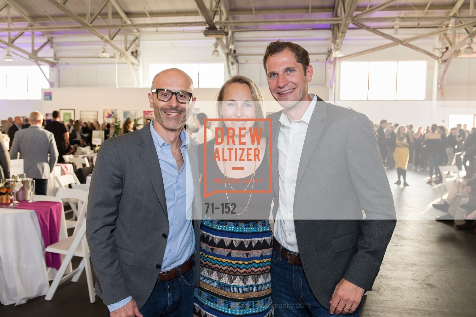 Joey Piziali, Jenny Terbell, Tom Terbell, Headlands Center for the Arts Benefit Auction, Fort Mason Festival, Pavilon, June 2nd, 2015,Drew Altizer, Drew Altizer Photography, full-service agency, private events, San Francisco photographer, photographer california
