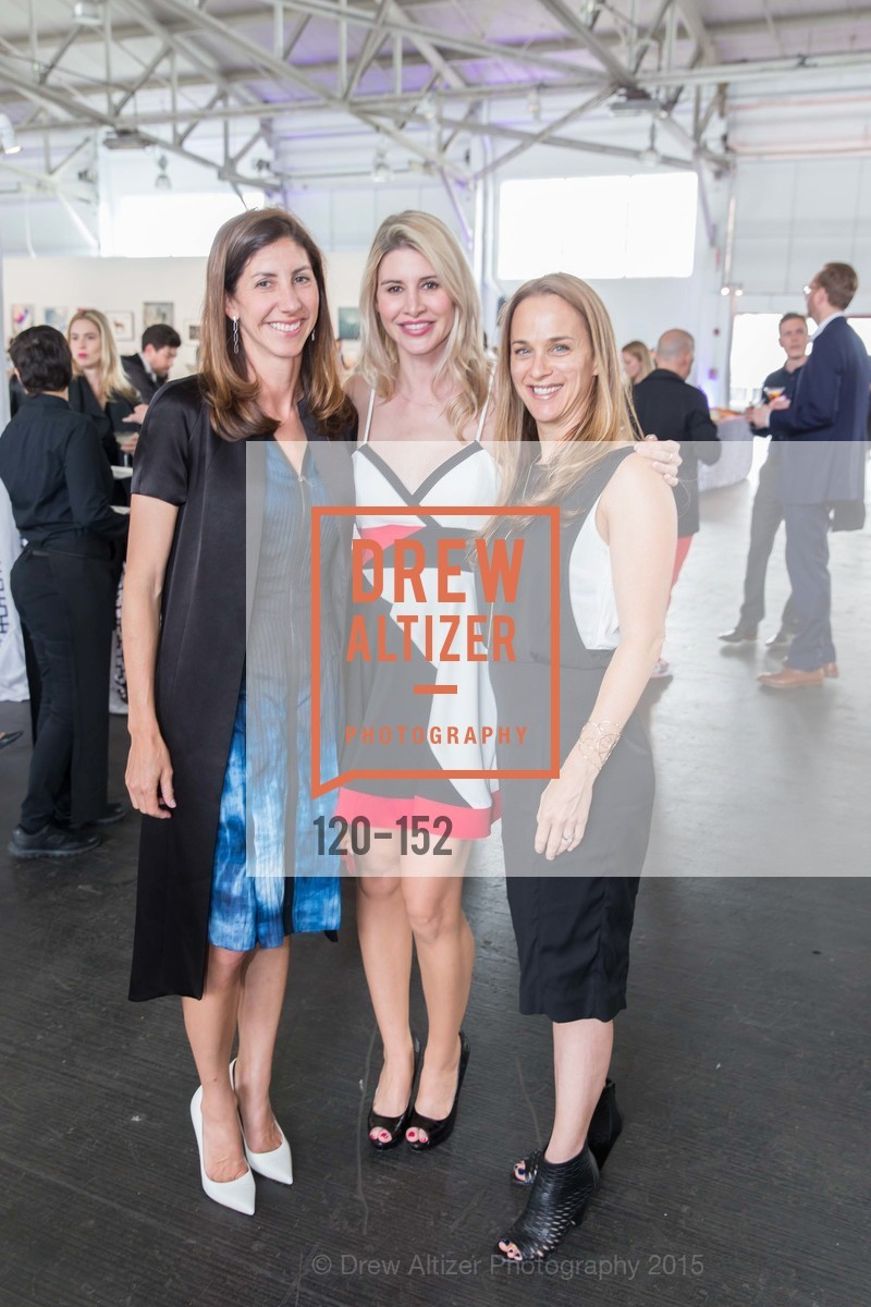 Kingsley Hudson Wiley, Dee Dozier, Stephanie Breitbard, Headlands Center for the Arts Benefit Auction, Fort Mason Festival, Pavilon, June 2nd, 2015,Drew Altizer, Drew Altizer Photography, full-service agency, private events, San Francisco photographer, photographer california