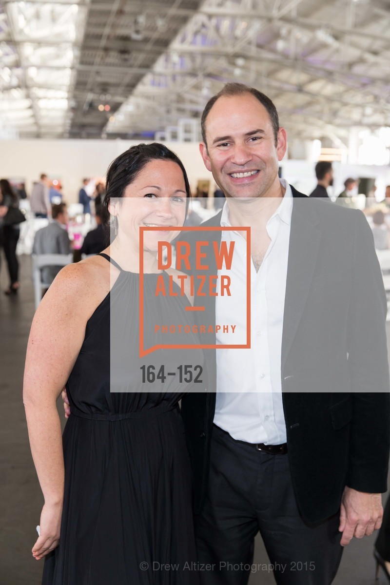 Sharon Maidenberg, Doug Mandell, Headlands Center for the Arts Benefit Auction, Fort Mason Festival, Pavilon, June 2nd, 2015,Drew Altizer, Drew Altizer Photography, full-service agency, private events, San Francisco photographer, photographer california