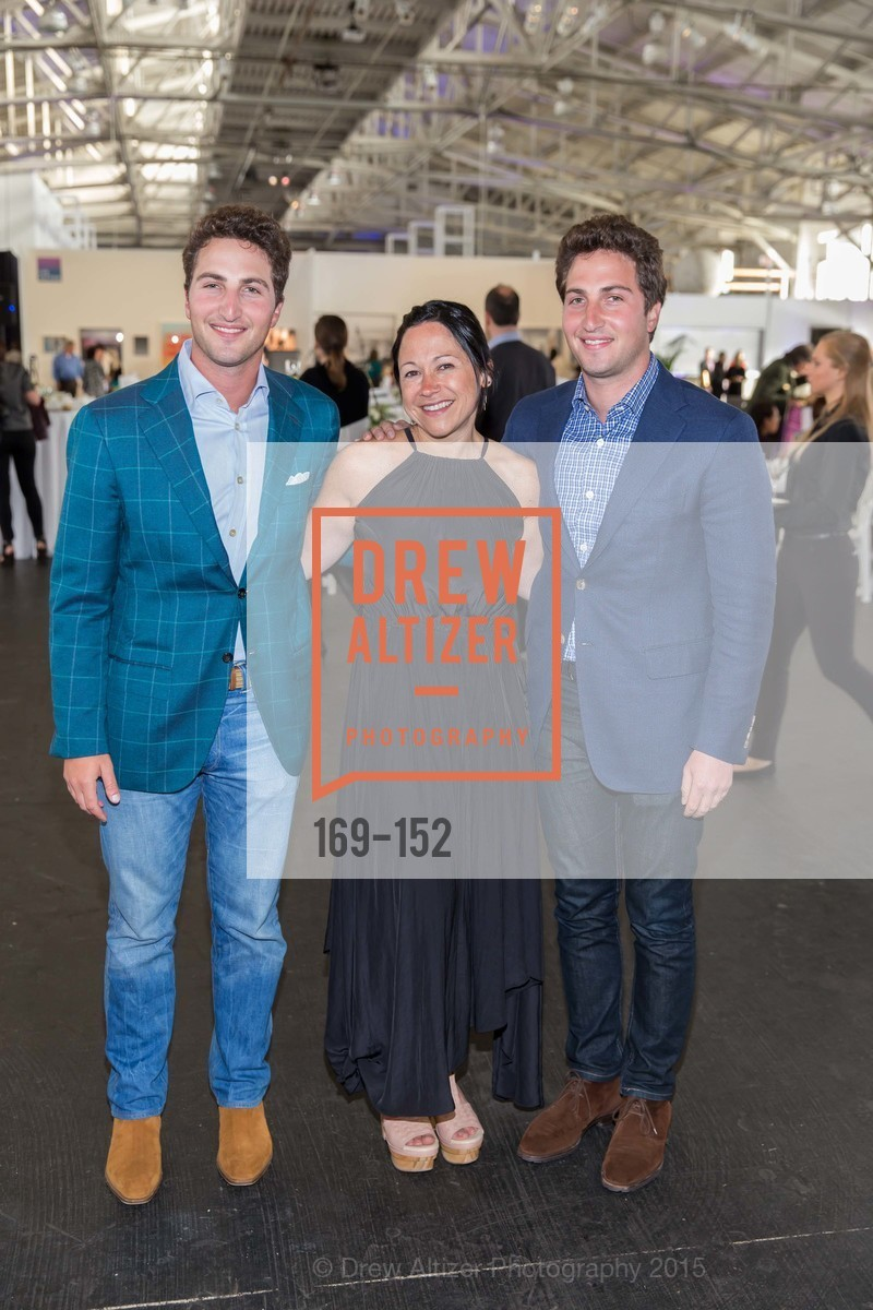 Jason Goldman, Sharon Maidenberg, Matthew Goldman, Headlands Center for the Arts Benefit Auction, Fort Mason Festival, Pavilon, June 2nd, 2015,Drew Altizer, Drew Altizer Photography, full-service agency, private events, San Francisco photographer, photographer california
