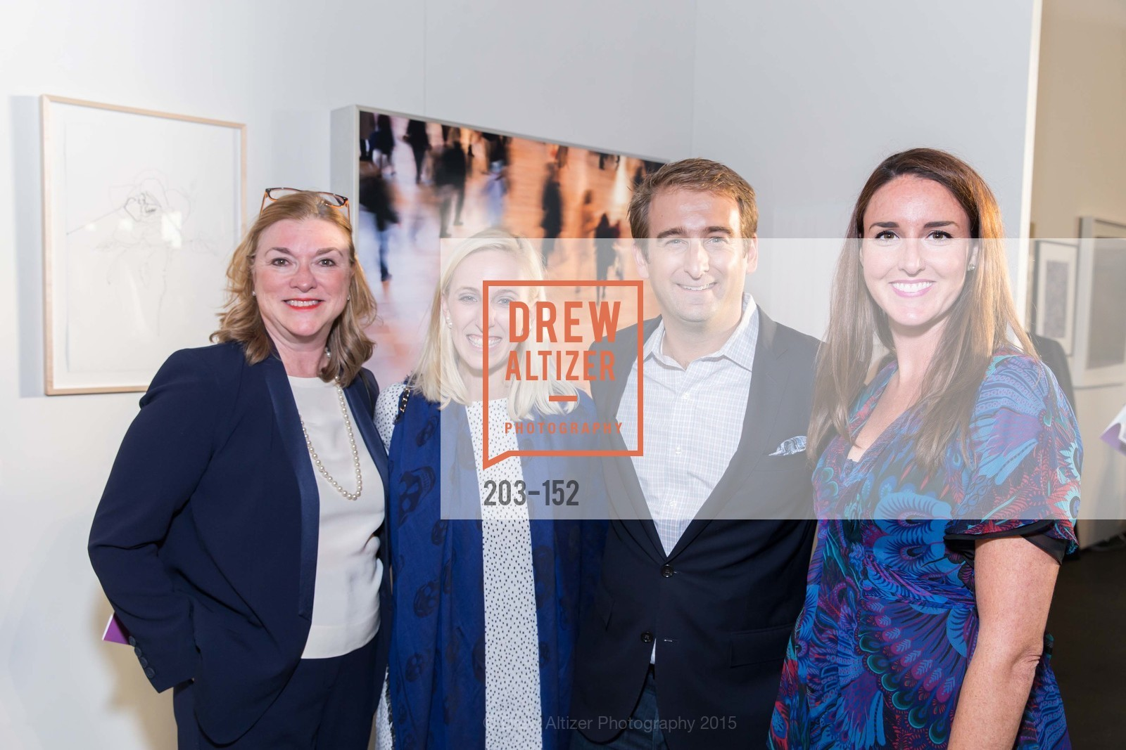 Marti Sullivan, Maria Hemphill, Chris Hemphill, Sarah Nelson, Headlands Center for the Arts Benefit Auction, Fort Mason Festival, Pavilon, June 2nd, 2015,Drew Altizer, Drew Altizer Photography, full-service agency, private events, San Francisco photographer, photographer california