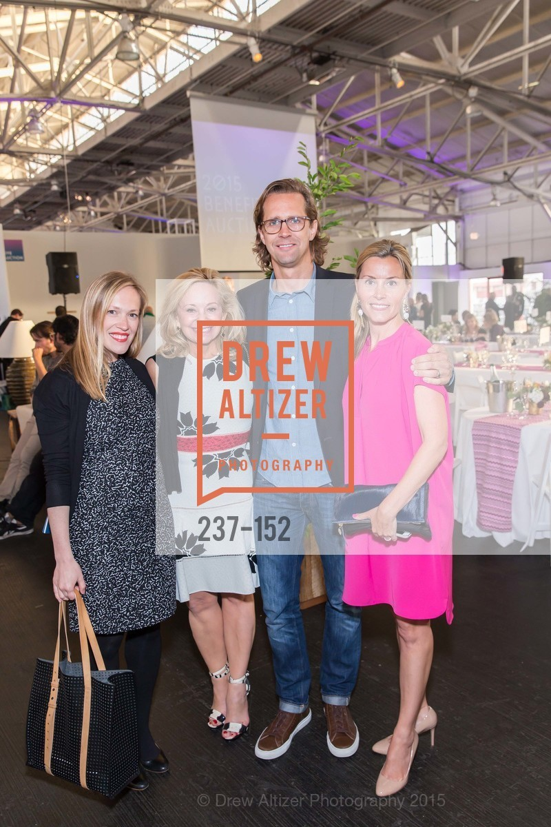 Brittany Gersh, Julie Wainwright, Stefan Larsson, Emma Theen Larsson, Headlands Center for the Arts Benefit Auction, Fort Mason Festival, Pavilon, June 2nd, 2015,Drew Altizer, Drew Altizer Photography, full-service agency, private events, San Francisco photographer, photographer california