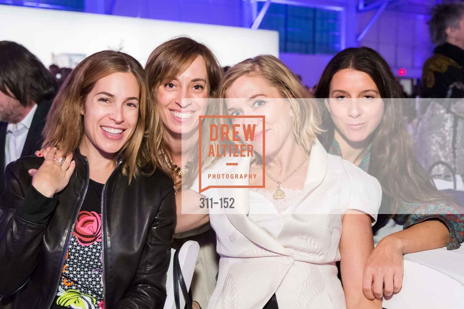 Alison Pincus, Caroline Shlain, Lara Deam, Maca Huneeus, Headlands Center for the Arts Benefit Auction, Fort Mason Festival, Pavilon, June 2nd, 2015,Drew Altizer, Drew Altizer Photography, full-service agency, private events, San Francisco photographer, photographer california