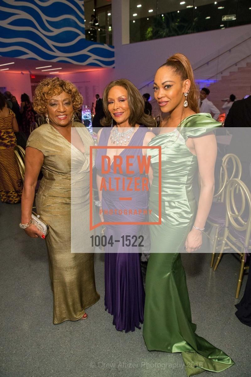Brenda Wright, Freda Payne, Amanda Wright, Photo #1004-1522