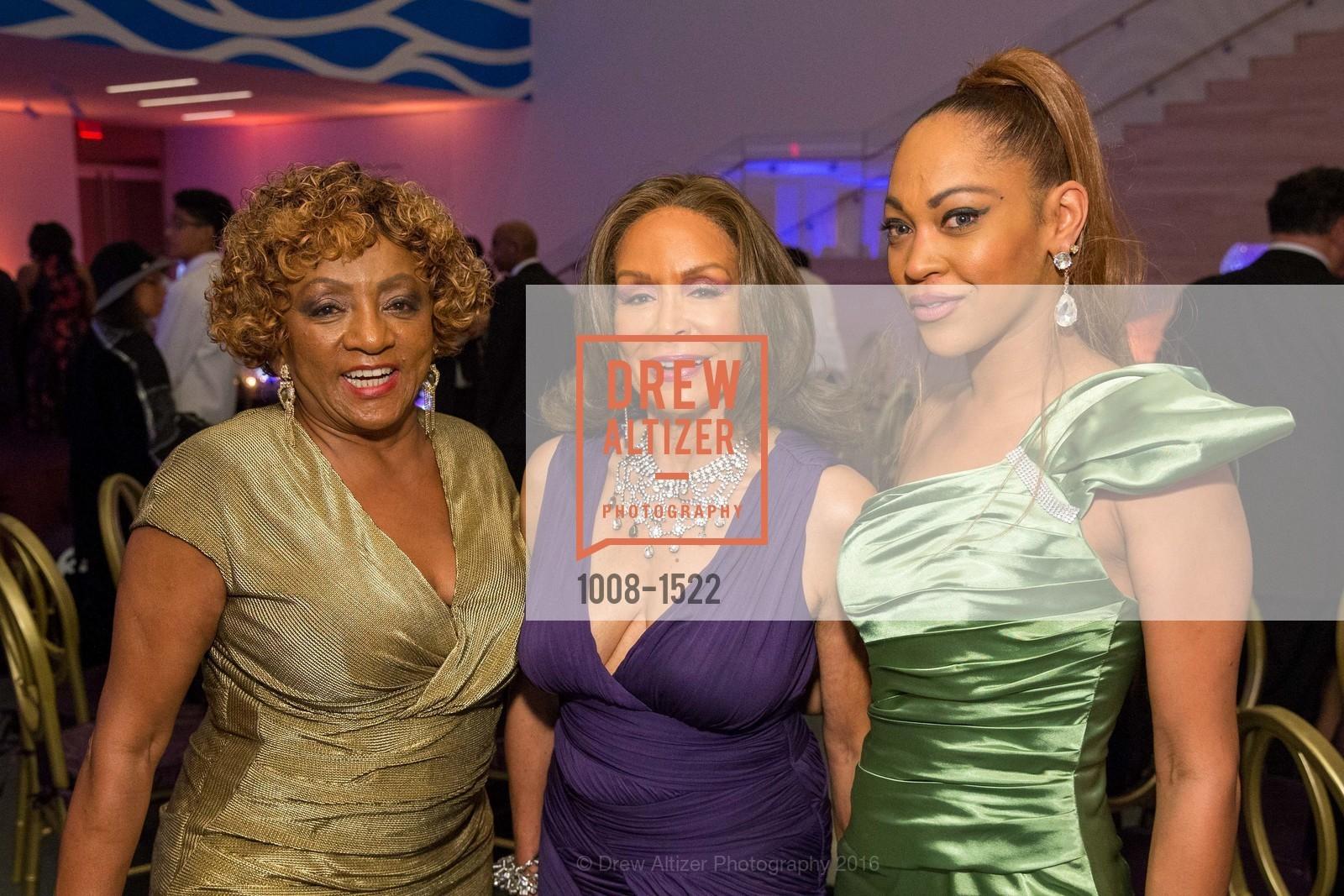 Brenda Wright, Freda Payne, Amanda Wright, Photo #1008-1522