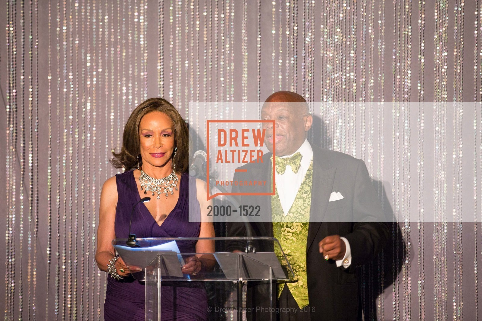 Freda Payne, Willie Brown, Photo #2000-1522
