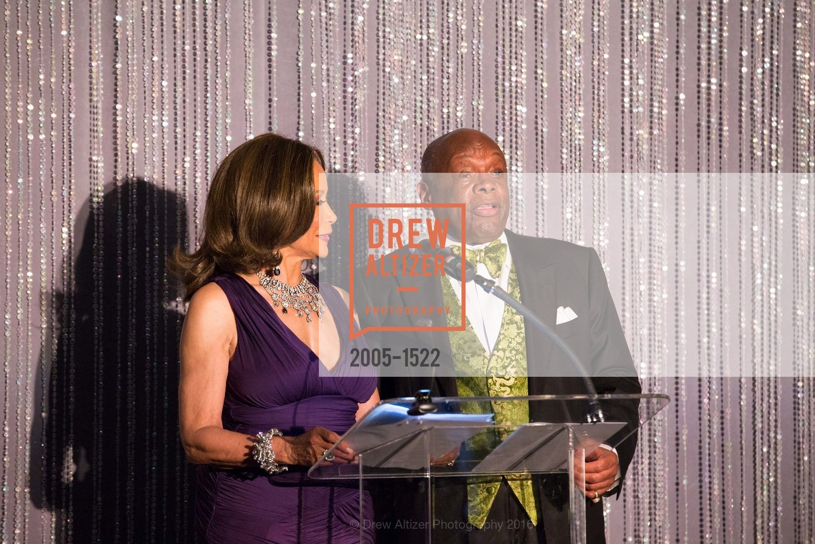 Freda Payne, Willie Brown, Photo #2005-1522