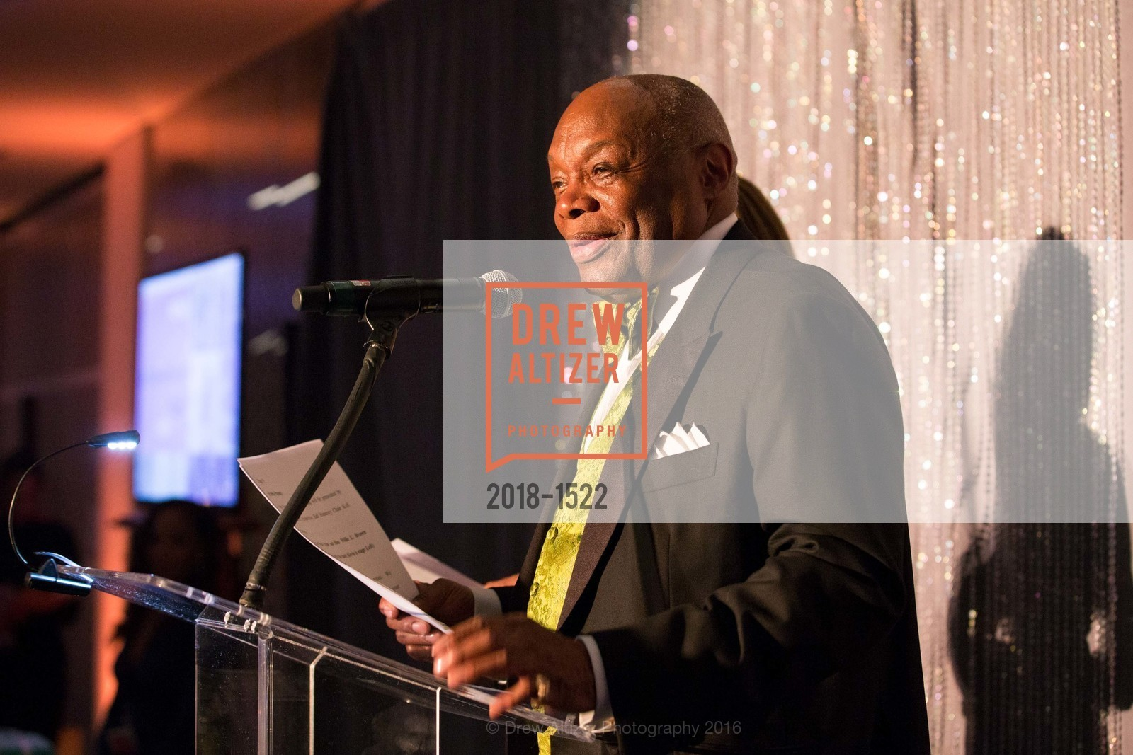 Willie Brown, Photo #2018-1522