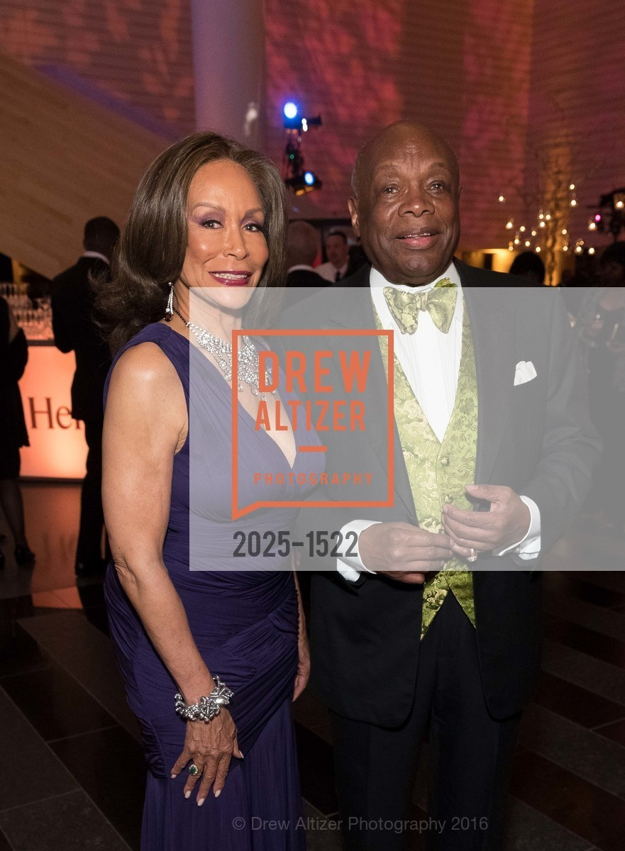 Freda Payne, Willie Brown, Photo #2025-1522
