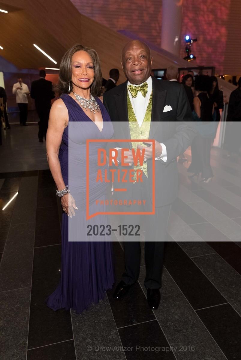 Freda Payne, Willie Brown, Photo #2023-1522