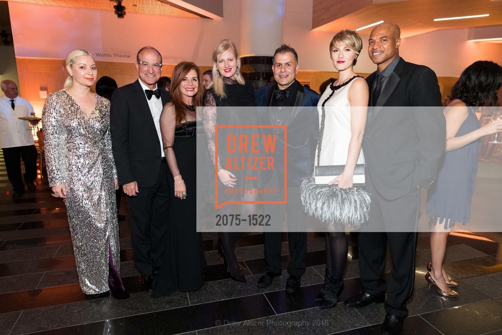 Sonya Molodetskaya, Victor Mahras, Farah Makras, Kai Kuusik, Rick Ali, Hannah Rose, Charleston Pierce, Photo #2075-1522