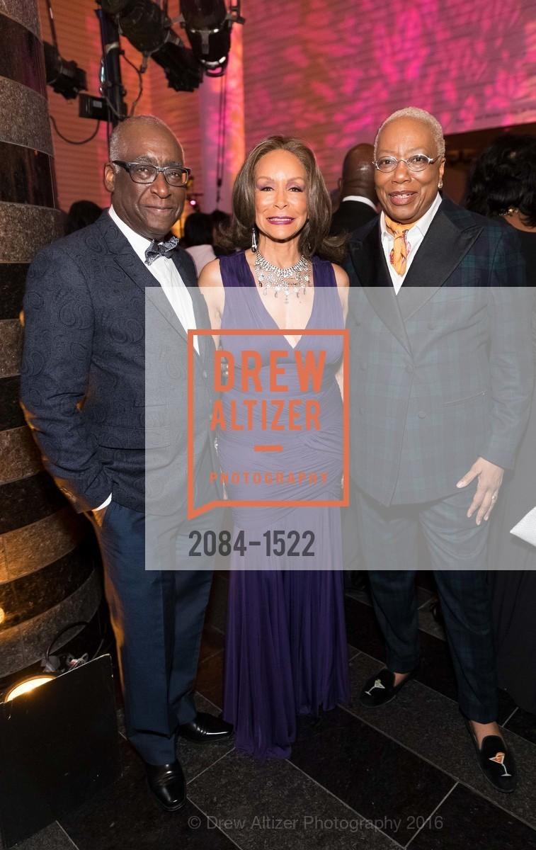 Michael Warr, Freda Payne, Linda Harrison, Photo #2084-1522