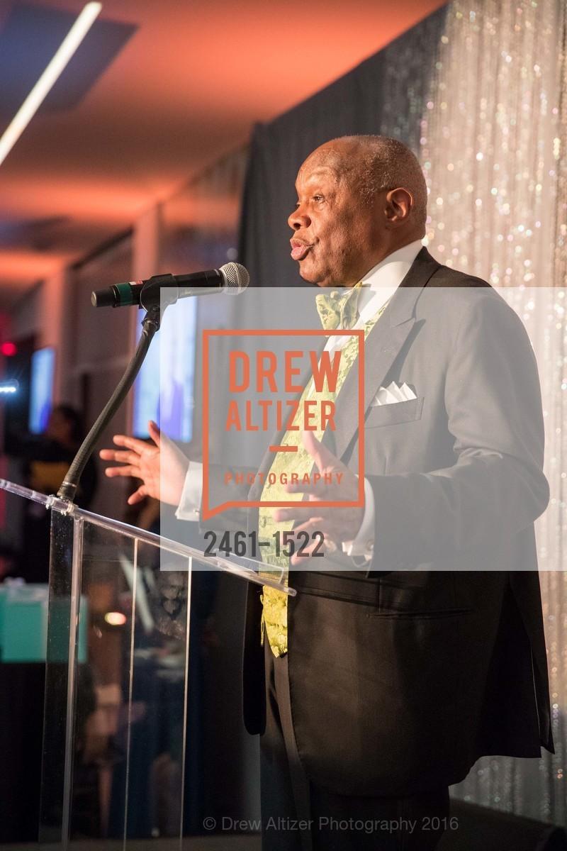 Willie Brown, Photo #2461-1522
