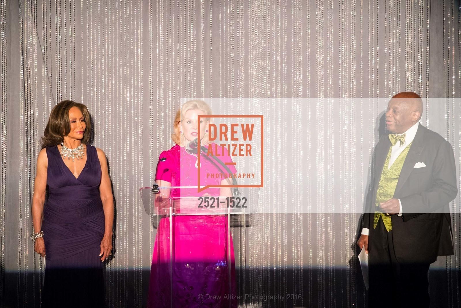 Freda Payne, Dede Wilsey, Willie Brown, Photo #2521-1522