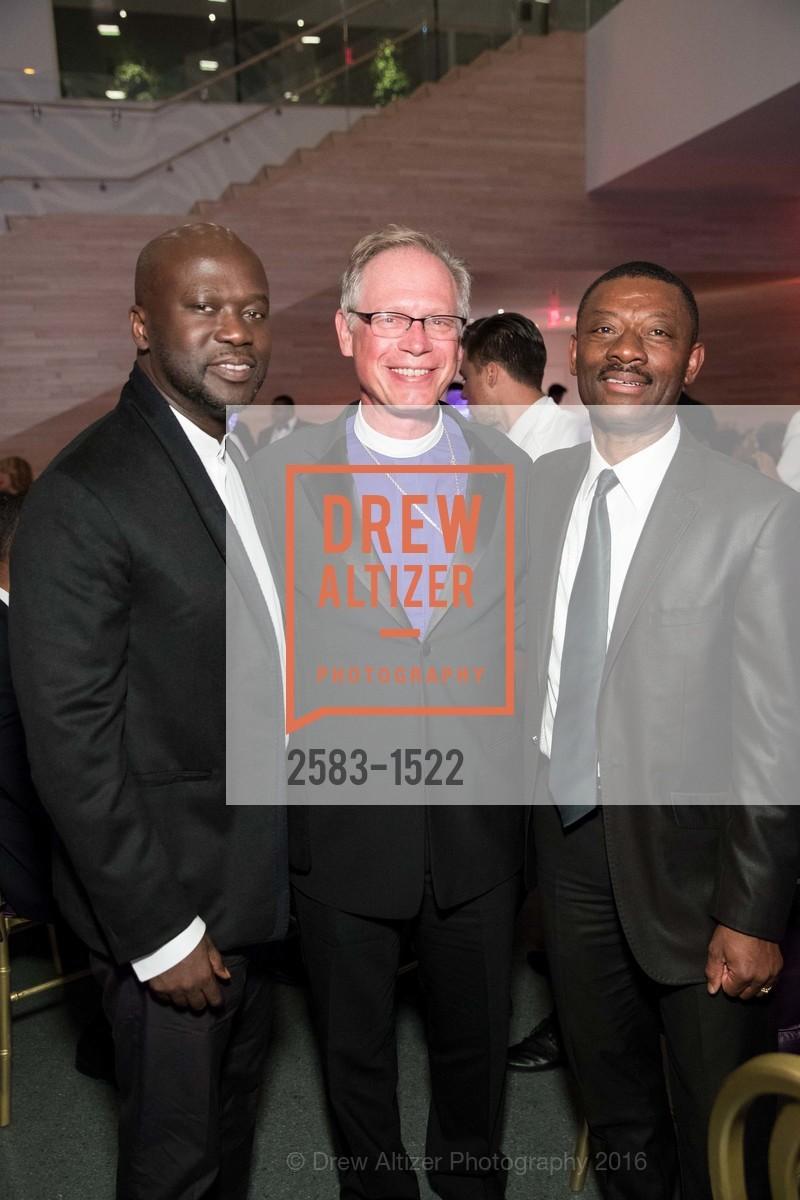 David Adjaye, Marc Andrus, Kofi Bonner, Photo #2583-1522