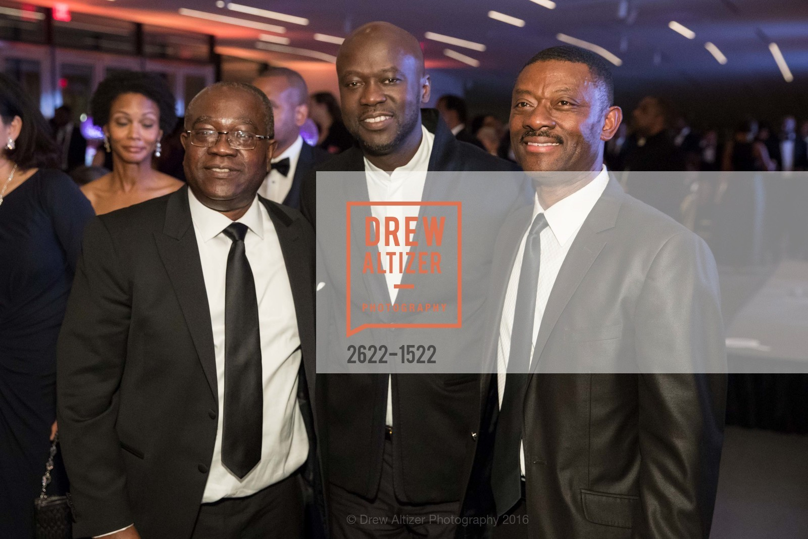 David Adjaye, Kofi Bonner, Photo #2622-1522