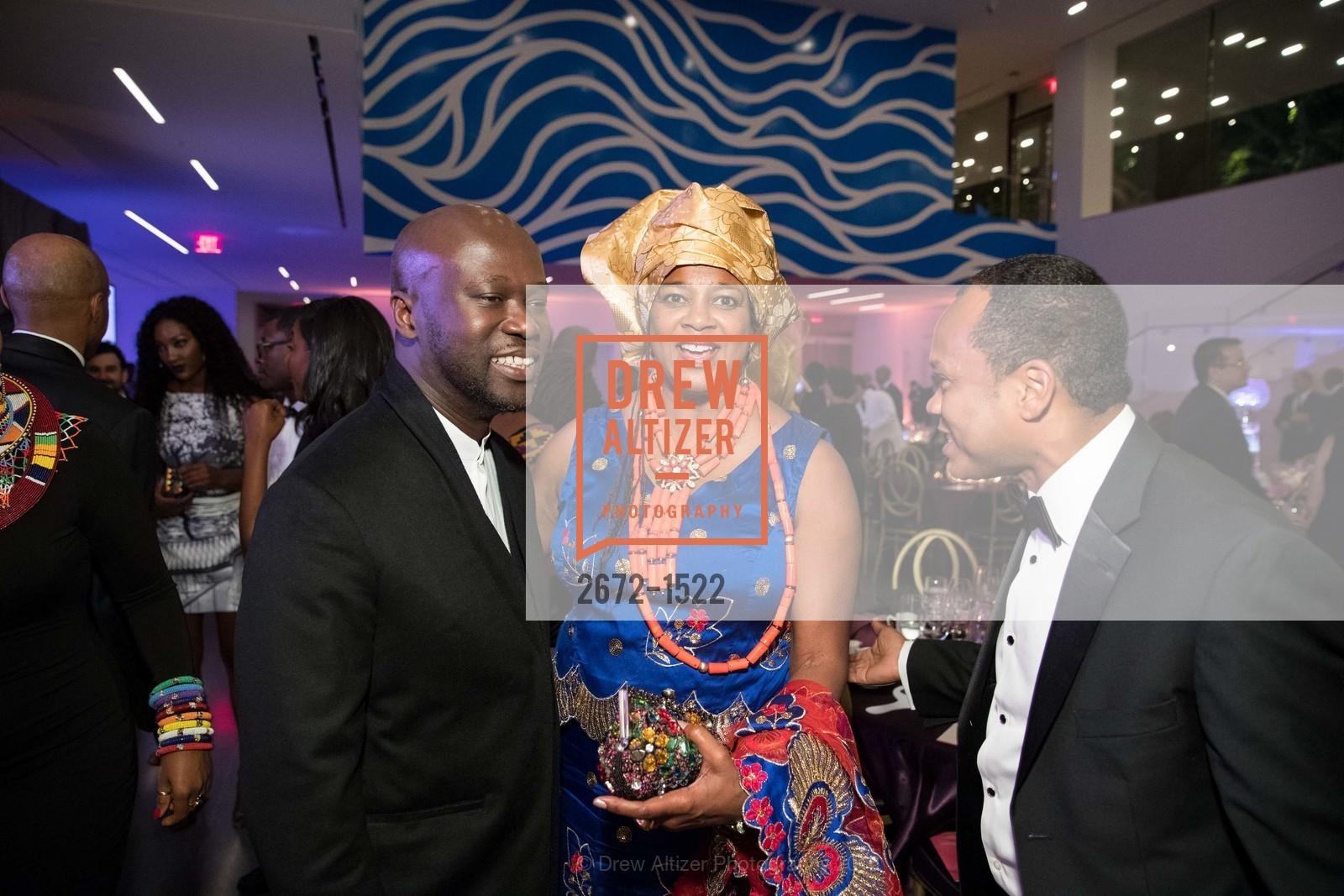 David Adjaye, Vicki Hughes, Photo #2672-1522