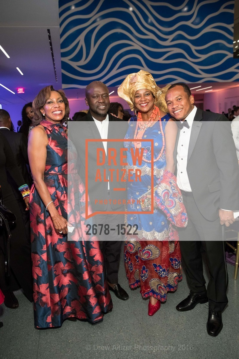Dr. Debra Caywood-Rukas, David Adjaye, Vicki Hughes, Sheldon Lyn, Photo #2678-1522