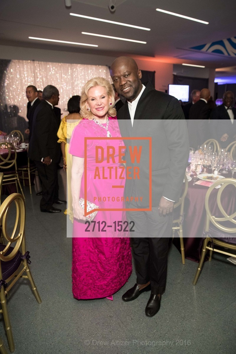 Dede Wilsey, David Adjaye, Photo #2712-1522