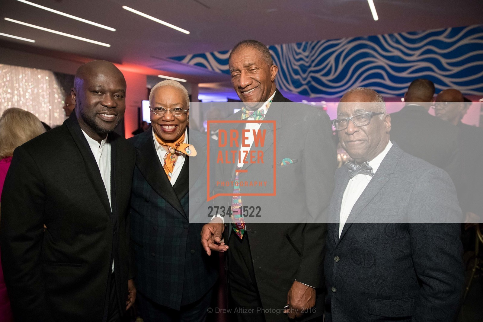 David Adjaye, Linda Harrison, Michael Warr, Photo #2734-1522