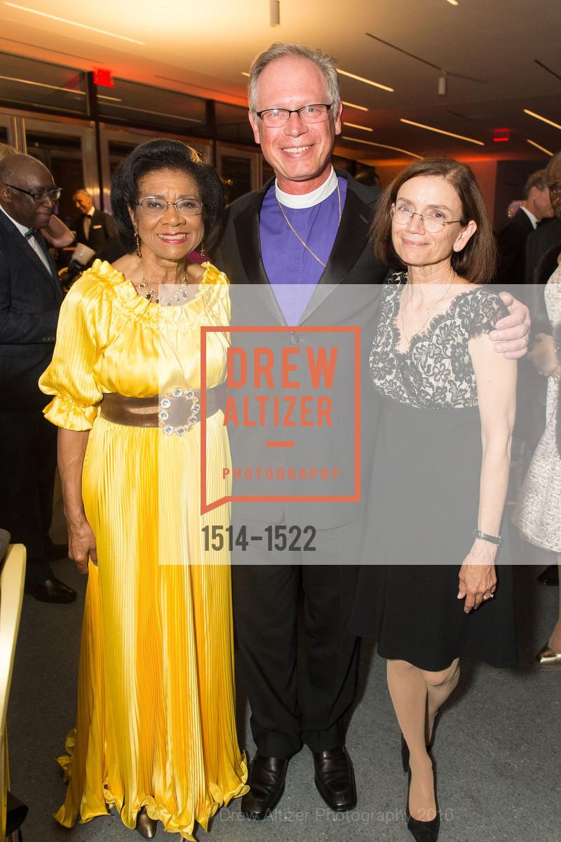 Belva Davis, Marc Andrus, Sheila Andrus, Photo #1514-1522