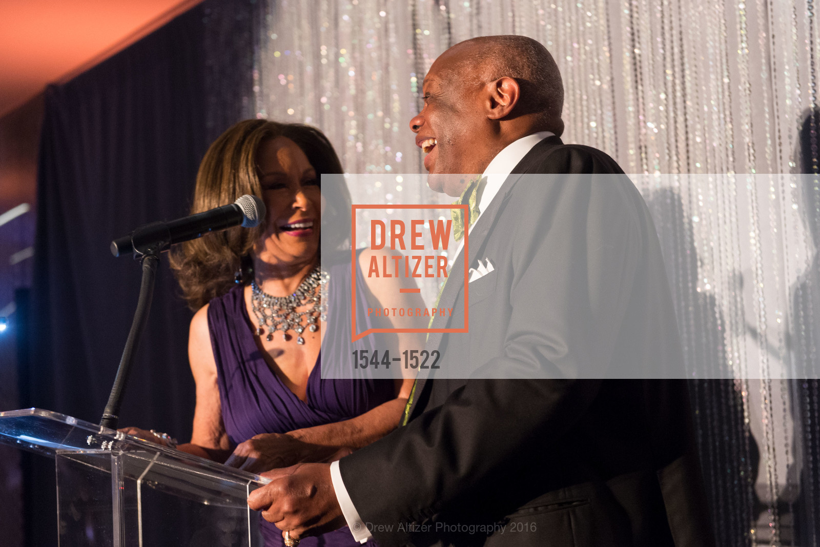 Freda Payne, Willie Brown, Photo #1544-1522