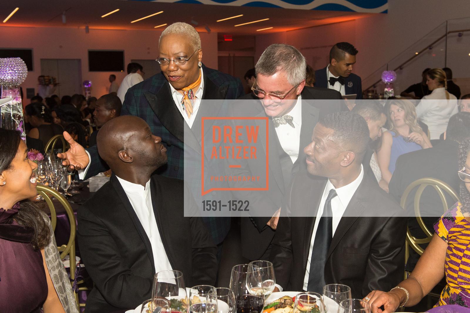 David Adjaye, Linda Harrison, Kofi Bonner, Photo #1591-1522
